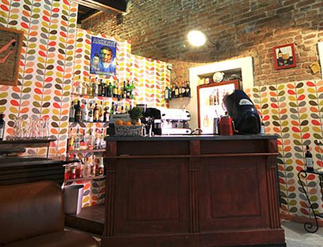 Salumerie Falchero Torino il bar