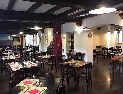Trattoria del Grappolo Torino menu piemontese