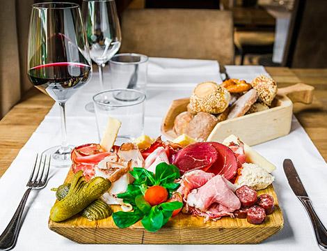 Delicatessen :l'Alto Adige a Tavola