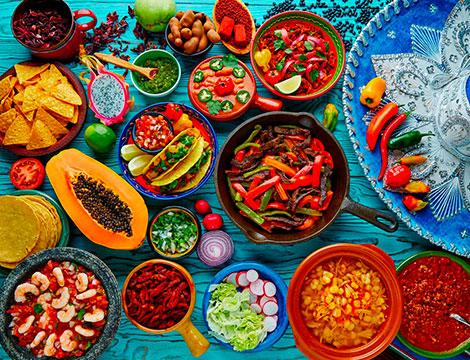 Mini corso di cucina messicana_N