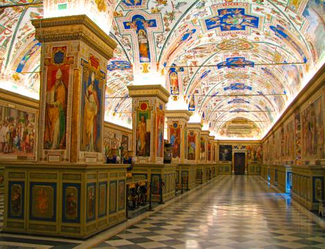 Musei Vaticani e Cappella Sistina