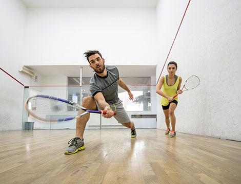 Noleggi campo da squash