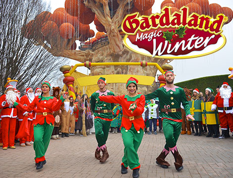 Offerta biglietti Gardaland Magic Winter 2018