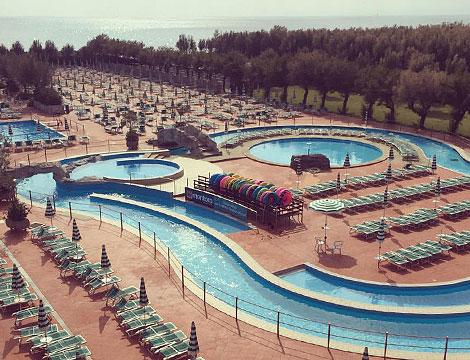 Ingresso Acqua Park Isola Verde_N