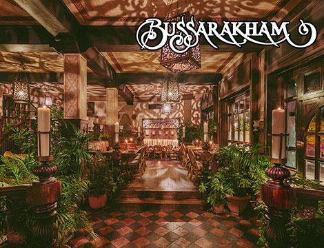 Omaggio Bussarakham - Thai Restaurant