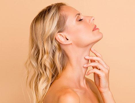 Ossigenoterapie viso e piega e trattamento capelli