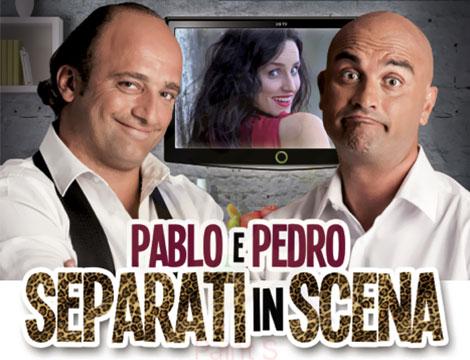 PABLO E PEDRO AL TEATRO TIRSO_N