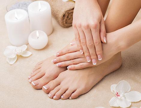 trattamenti a scelta Napoli manicure pedicure