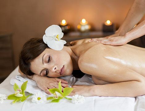 Pacchetto bellezza con massaggio