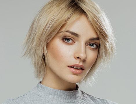 Pacchetti capelli con taglio, piega, colore e keratina