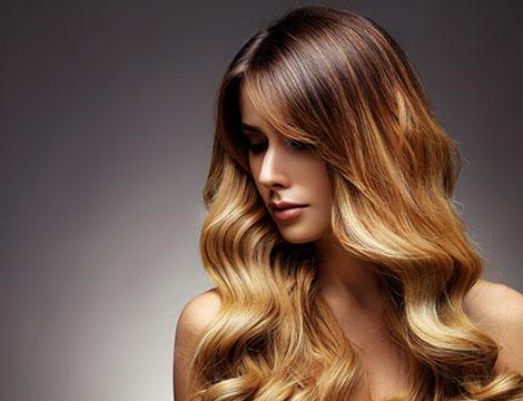 Pacchetto capelli con keratina