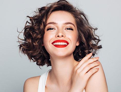 Pacchetto capelli per donna