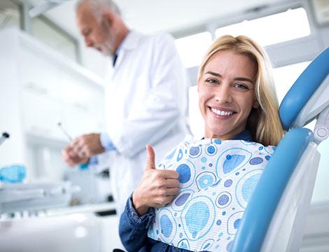Visita odontoiatrica con ablazione tartaro
