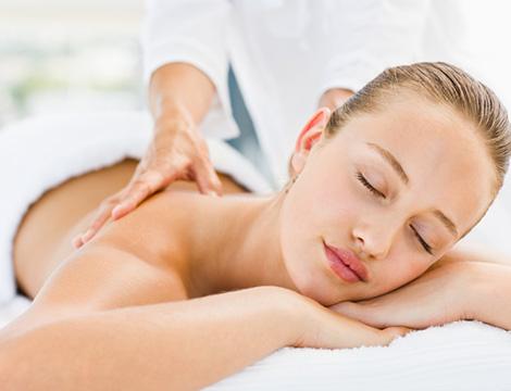 Roma zona Castelli massaggio rilassante