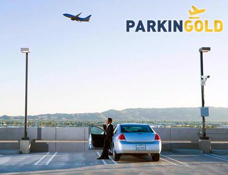 Parcheggio riservato aeroporto