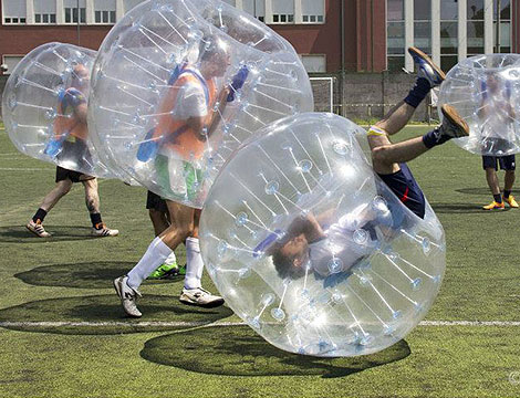 Bubble Soccer Brianza_N