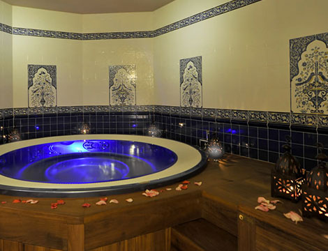 Percorso Hammam Luxury x2