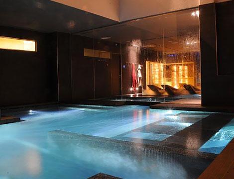 Percorso spa di coppia benessere per il corpo con sauna e bagno turco groupalia - Bagno turco torino ...