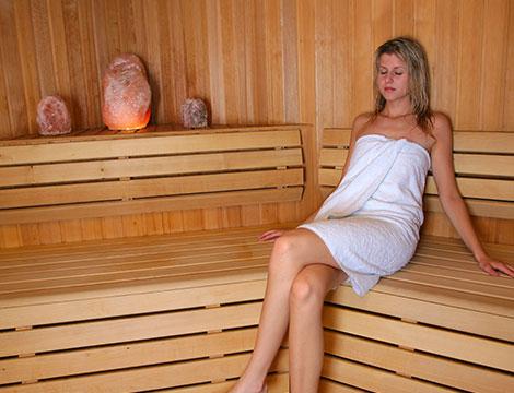 Percorso spa per una persona