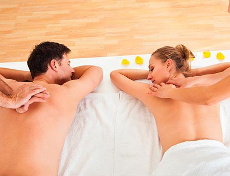 Percorso oriental spa di coppia