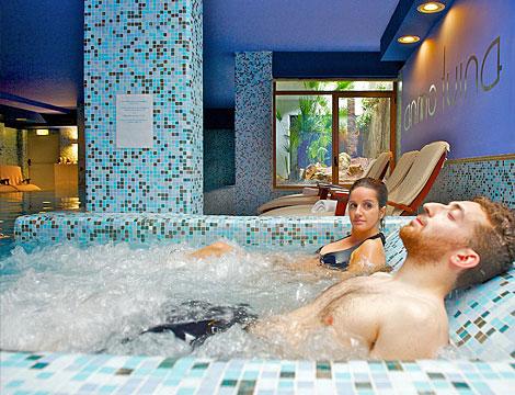 Percorso spa con trattamento a scelta