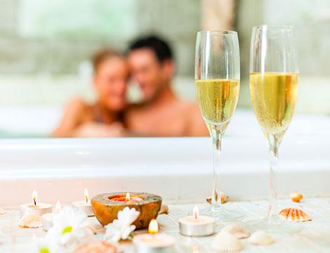 Percorso spa privato di coppia