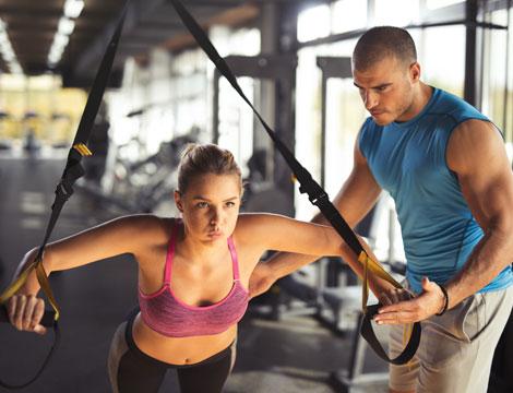 allenamenti con personal trainer e valutazione antropometrica