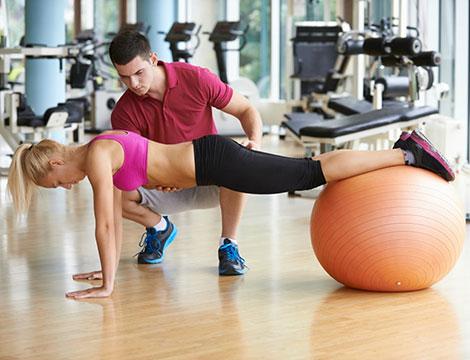 3 lezioni individuali di Pilates con personal trainer