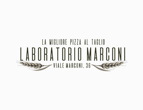 Pizza alla pala take away viale Marconi