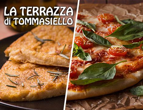 Pizza e farinata x2