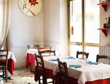 Menu pizza napoletana a Torino il locale