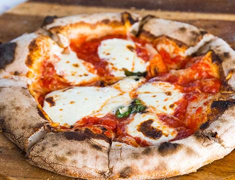 Pizza nel Ruoto di Rame x2