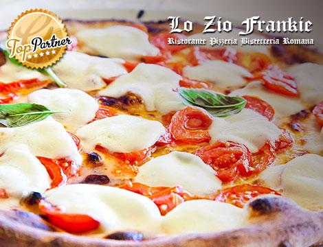 Pizza no stop x2 Lo Zio Frankie
