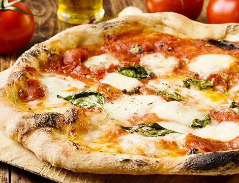 Pizza o Saltimbocca tra 25 selezioni x2