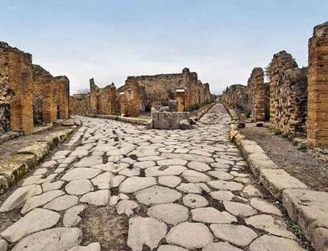 Pompei e degustazione di vini