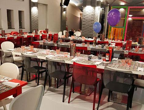 Menu pranzo Vitelloni Milano la sala