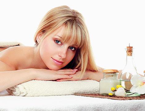 Pulizia viso e massaggio