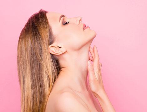 Radiofrequenze viso collo o decollete