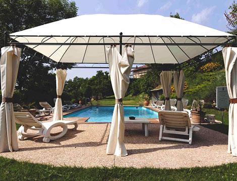 relais i Castagnoni spa la piscina