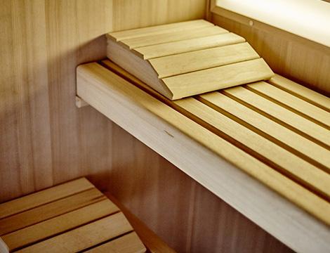 relais i Castagnoni spa sauna