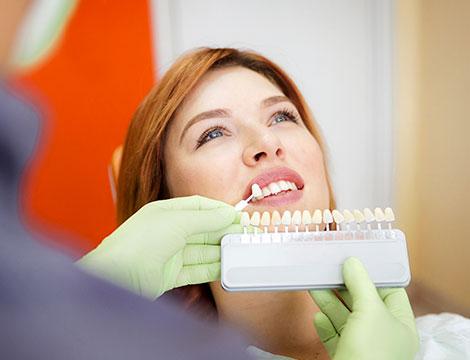 Ricostruzione molari o incisivi