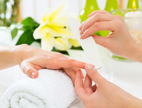 Ricostruzione unghie L'Oasi del benessere