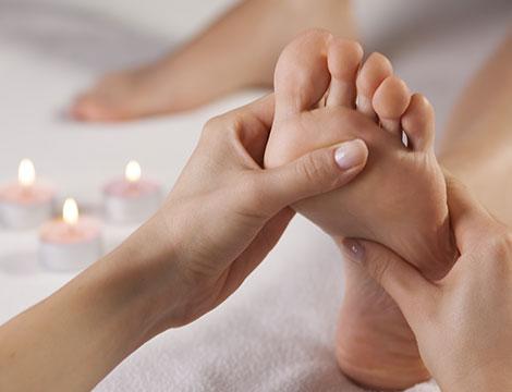 Riflessologia plantare o massaggio cranio sacrale