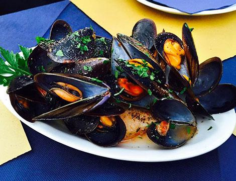 Ristorante Fishfood Roma pesce del giorno