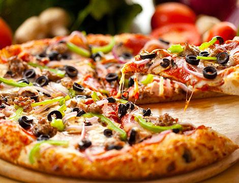 Menù gnocco fritto e pizza La Nuova Alba