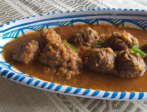 Ristorante Samarkand menu degustazione