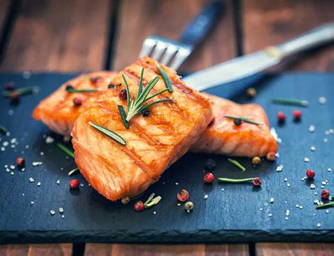 Menu di pesce x2 Da Sabatino