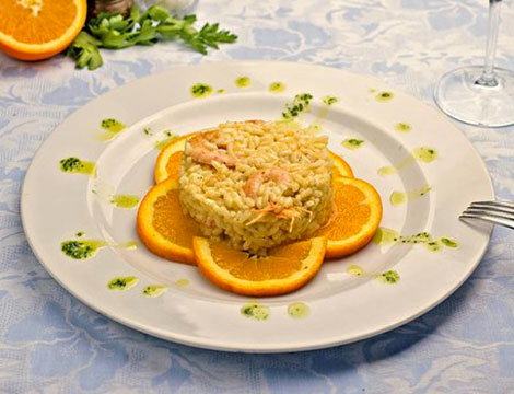 Ristorante da Sabatino menu pesce x2