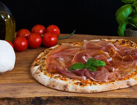 Ristorante da Sabatino: menu pizza x2