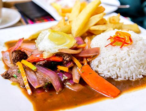 El Pollo Gordo menu x 2